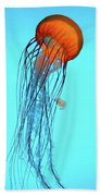 Jellyfish Beach Towel