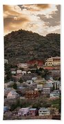 Jerome - America's Most Vertical City Beach Towel
