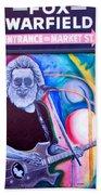Jerry Garcia - San Francisco Beach Towel