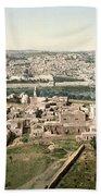 Jerusalem, C1900 Beach Sheet