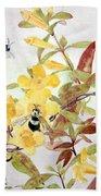 Jessamine Bee Mine Beach Sheet