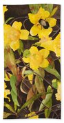 Jessamine Jungle Beach Towel