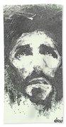 Jesus - 4 Beach Sheet
