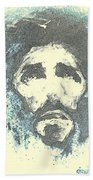 Jesus - 5 Beach Towel