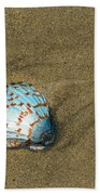 Jewel On The Beach Beach Towel