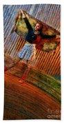 Jill Heron Magical Carpet Beach Towel