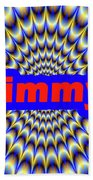 Jimmy Beach Towel