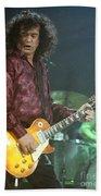 Jimmy Page-0005 Beach Towel