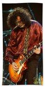 Jimmy Page-0021 Beach Towel