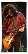 Jimmy Page-0022 Beach Towel