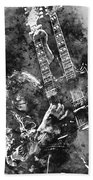 Jimmy Page - 02 Beach Towel