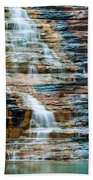Joffre Gorge - Karijini Np 2am-29568 Beach Towel