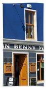 John Benny Beach Towel
