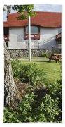 John Wingate Weeks Estate - Lancaster Nh Beach Towel