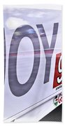 Joy Toy Beach Towel