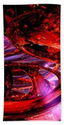 Jubilee Abstract Beach Towel