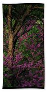 Judas In The Forest Beach Towel