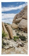 Jumbo Rocks Beach Sheet