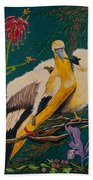 Jungle Baby Beach Towel