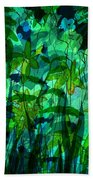 Jungle Colors Beach Towel