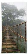 Jungle Journey 2 Beach Towel by Skip Nall