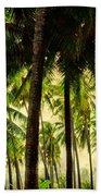 Jungle Paradise Beach Towel