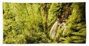 Jungle Steams Beach Sheet