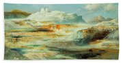 Jupiter Terrace  Yellowstone Beach Towel