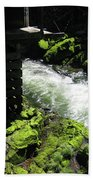 Just Around The Bend Beach Towel