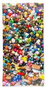 Just Beads Beach Towel