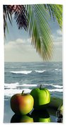 Just Dessert Beach Towel