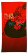 Justice For Jazz Artists Beach Towel