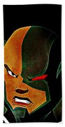 Justice League Doom Beach Towel