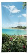 Kaanapali Maui Hawaii Beach Towel