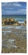 Kaena Point  7898 Beach Towel