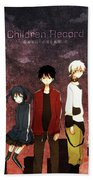 Kagerou Project Beach Towel