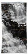 Kakabeka Falls Three Beach Towel
