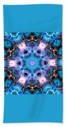 Kaleidoscope 1 Beach Towel