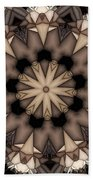 Kaleidoscope 114 Beach Towel