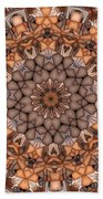 Kaleidoscope 121 Beach Towel