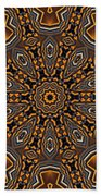 Kaleidoscope 25 Beach Towel