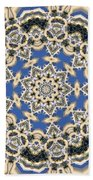 Kaleidoscope 77 Beach Towel