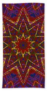 Kaleidoscope 816 Beach Towel