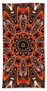 Kaleidoscope 85 Beach Towel