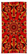 Kaleidoscope 89 Beach Towel
