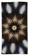 Kaleidoscope 91 Beach Towel