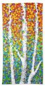 Kaleidoscope Canopy Beach Sheet