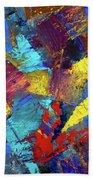 Kaleidoscopic Beach Towel