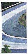 Karussell Porsche Beach Towel