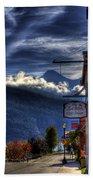 Kaslo At Kootenai Lake Beach Towel